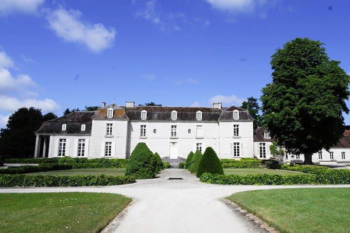 Villemorien的民宿