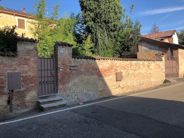 Villaromagnano的民宿