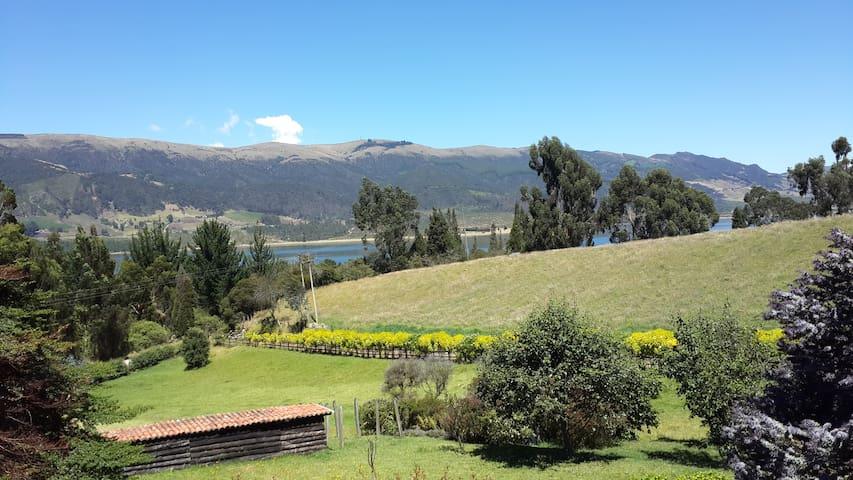Cundinamarca的民宿