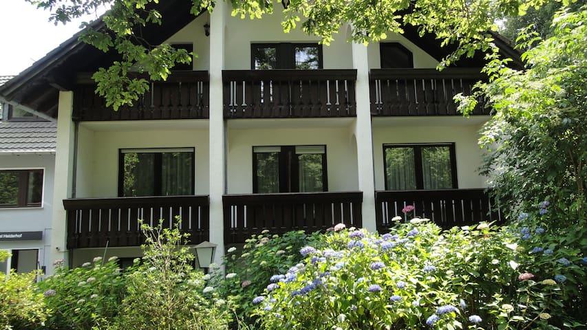 Heiderhof Apartment Rudolph