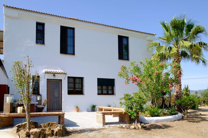 Alozaina, Málaga的民宿