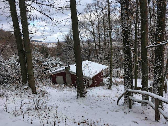 Ferienhaus im Kastanienwald