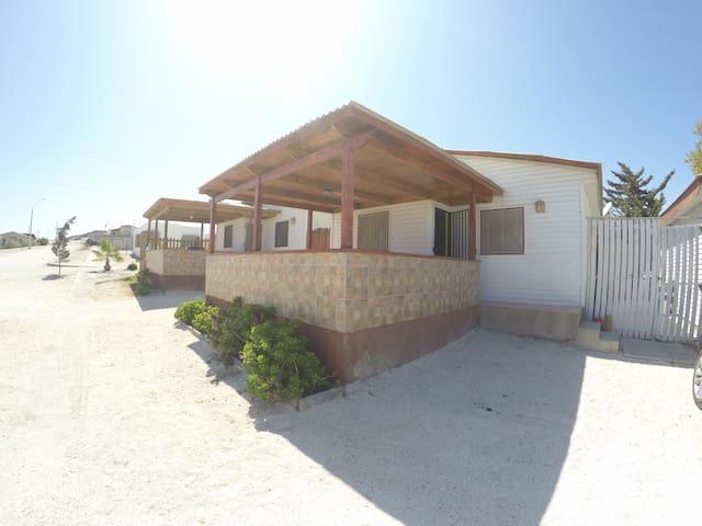 Caldera的民宿
