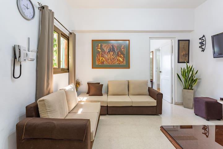 哈瓦那的民宿