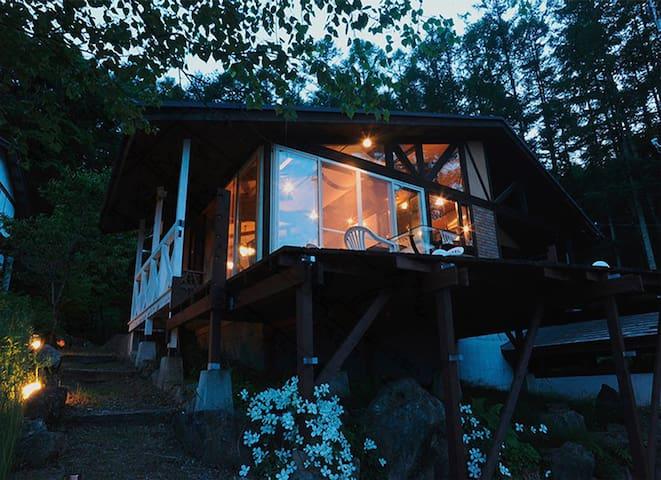 諏訪郡富士見町的民宿