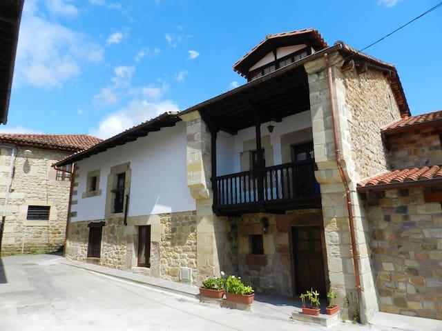 Valle de Cabuerniga的民宿