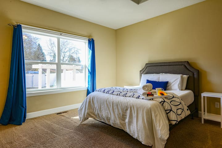 Coeur d`Alene Charmer | Beautiful home in easy walking distance to all of downtown