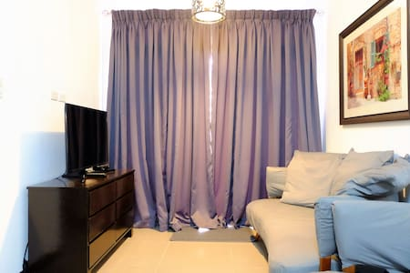 2BR condo in Cubao with wifi and netflix