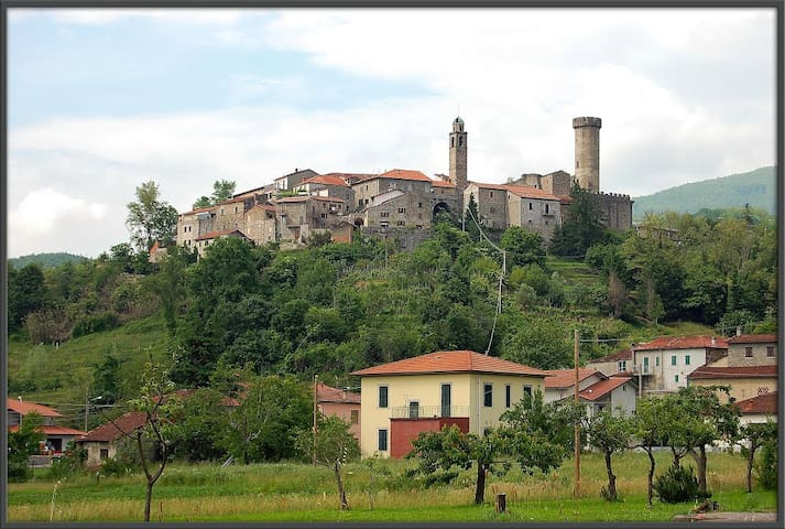 Villafranca in Lunigiana的民宿