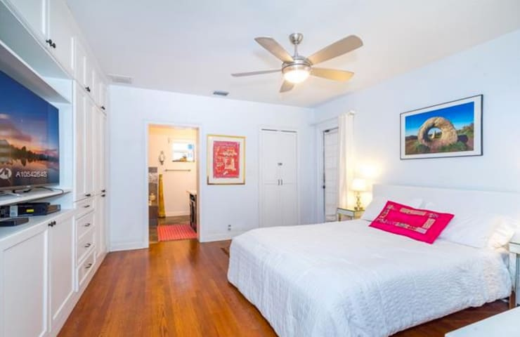 Peaceful Isolation/ Guest Suite w/Private Entrance
