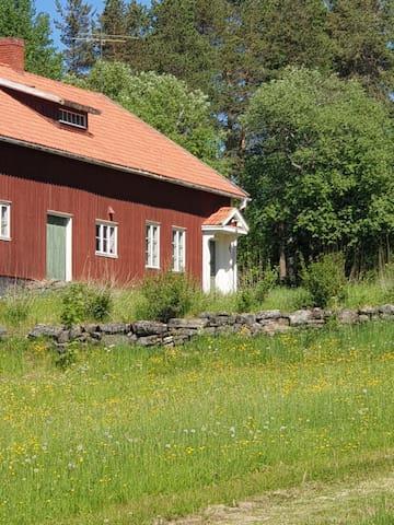 Hackås的民宿
