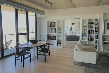 Glasshouse - Incredible one bedroom (monthly)