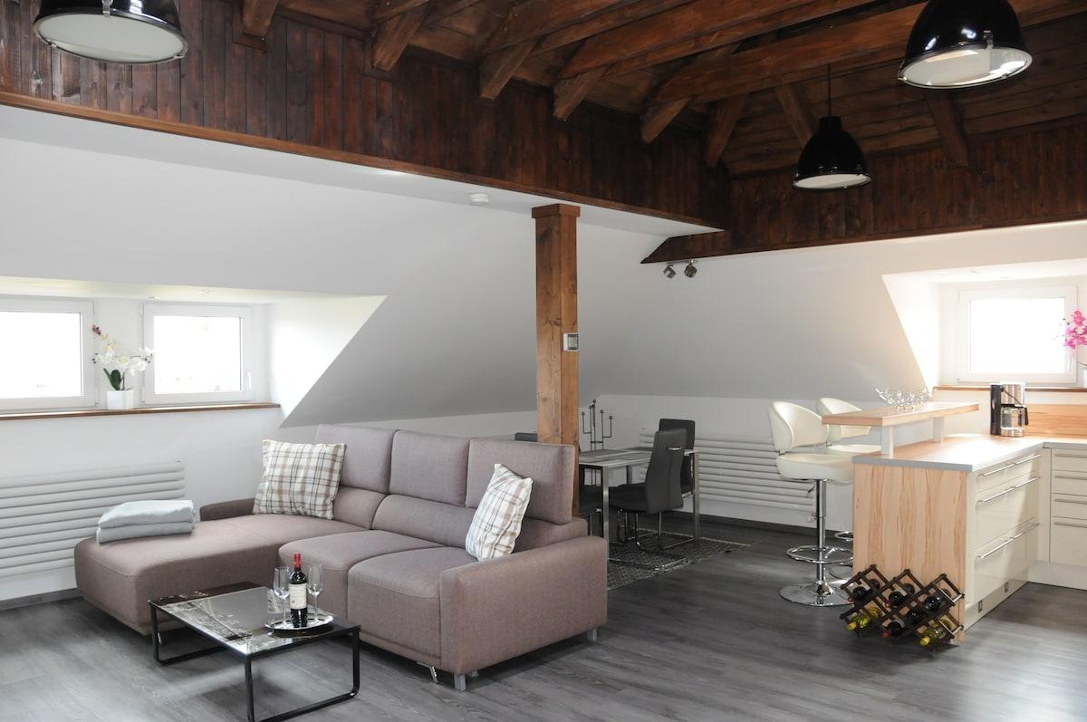 Studio Apartment, modern und komfortabel