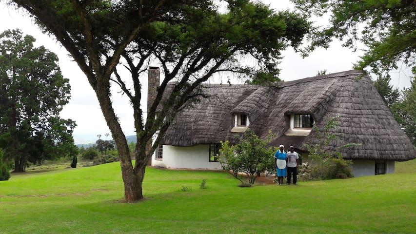 Nyanga的民宿