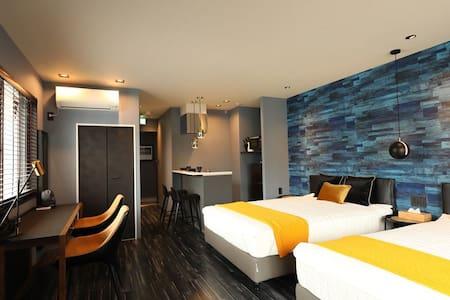 Ueno Ameyokocho Room501-Monthly Rent/上野阿美橫町月租房5晚起