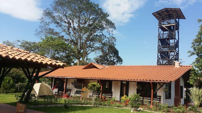 San Agustín的民宿