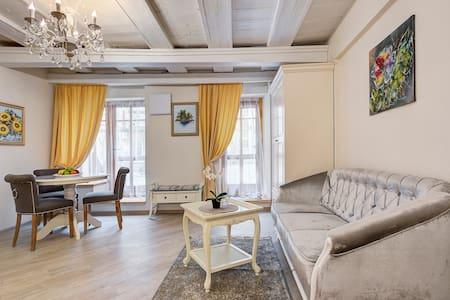 Vilnius old town romantic apartment