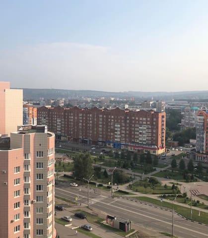 新库兹涅茨克 (Novokuznetsk)的民宿