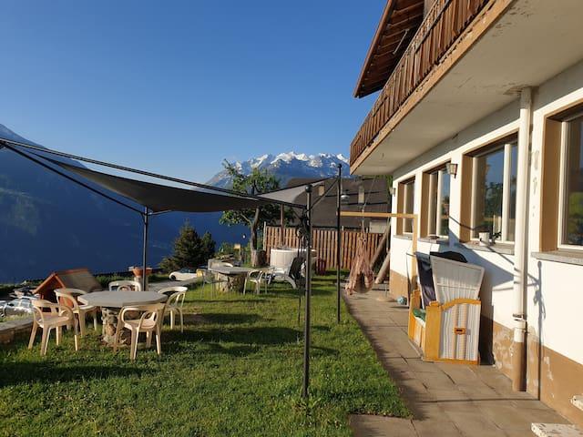 Zeneggen的民宿