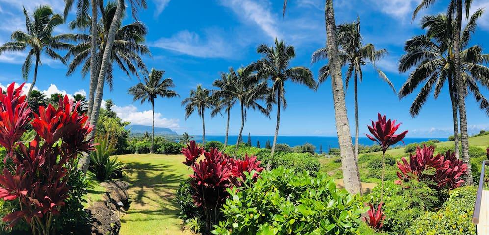 可愛島海景度假別墅【Pavilion Kauai】