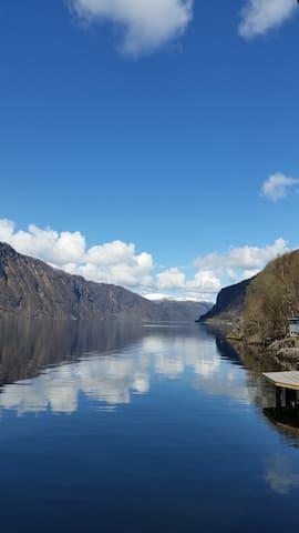 Bergen, Vaksdal kommune的民宿