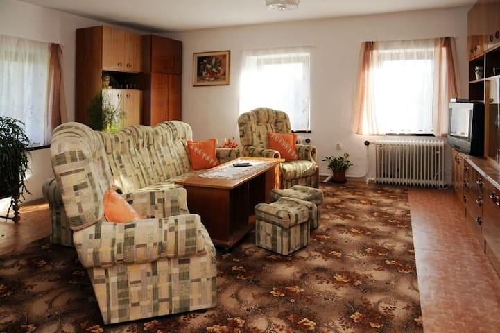 Broumov的民宿