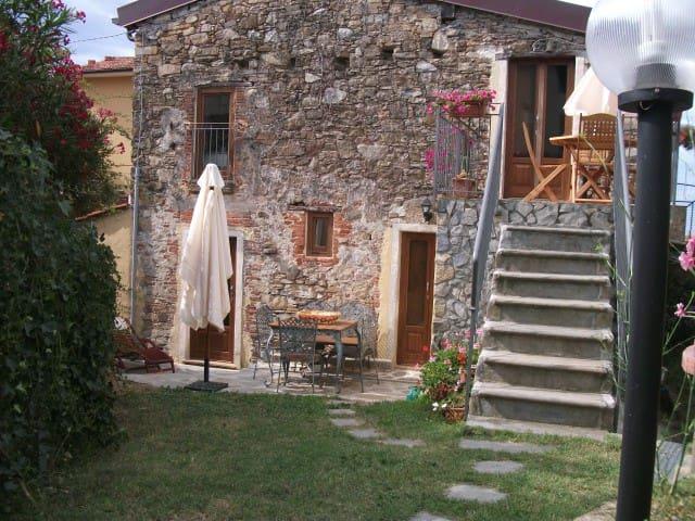 Corsanico的民宿