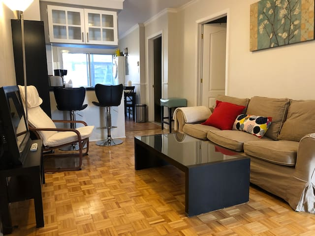3 Bedroom apt in heart of Plateau Mont-royal