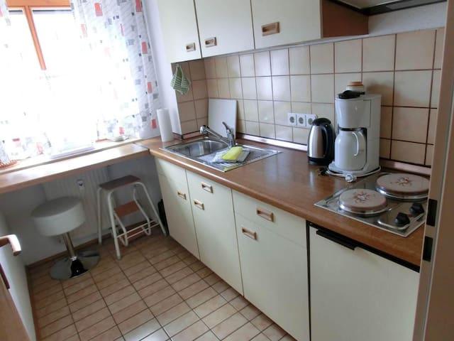 Bad Füssing的民宿