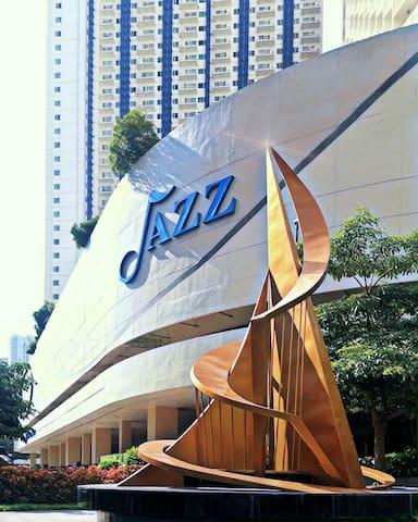 Bel-Air, Makati City的民宿