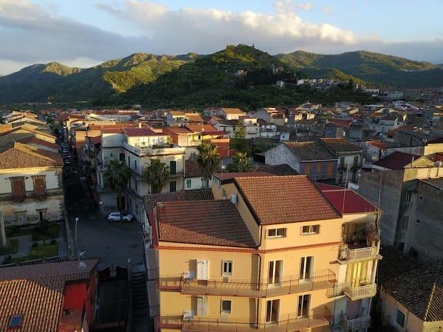 Francavilla di Sicilia的民宿
