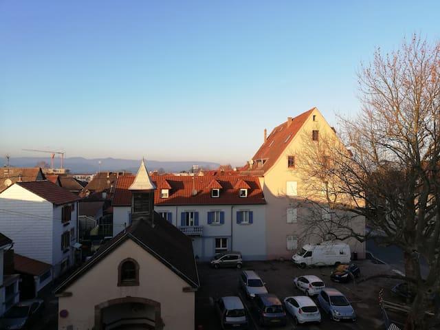 Issenheim的民宿