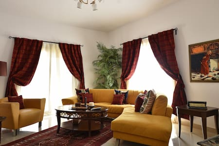 Luxurious Penthouse Apartment in Heart of Cairo-1