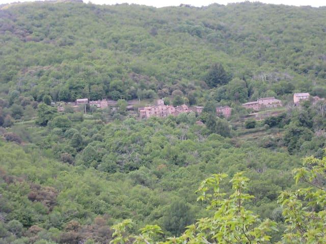 Ventalon en Cévennes的民宿