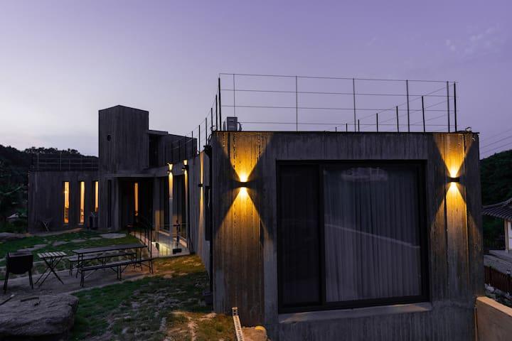 Gonjiam-eup, Gwangju-si的民宿