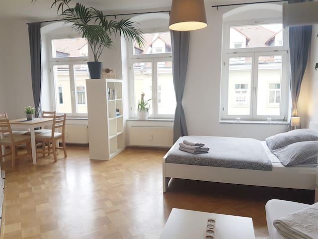 德累斯顿的民宿