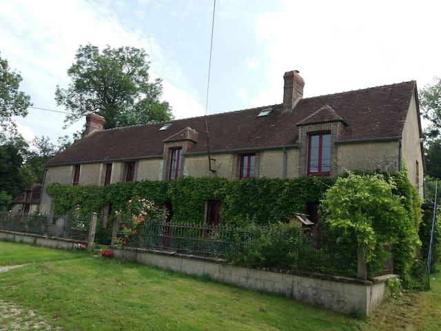 Le Merlerault的民宿