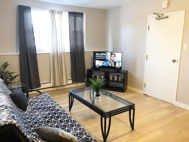 Comfy and Clean near Stadium/RCMP/Downtown