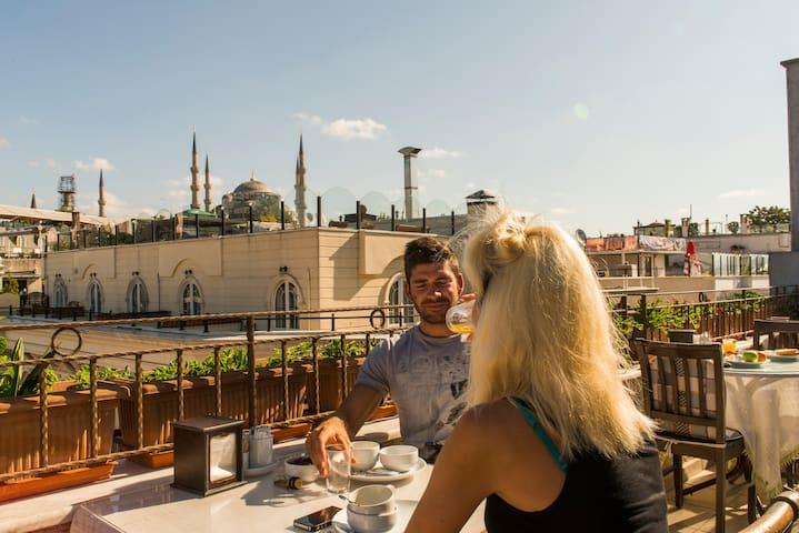 ** Deniz Houses Hotel-Million thx for 1000review