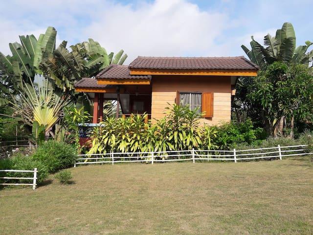 Baan Suan View Pai  (Wooden 1)