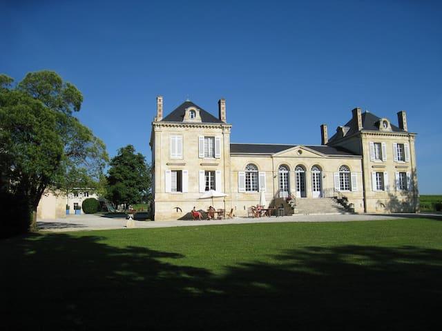 Beychac-et-Caillau的民宿