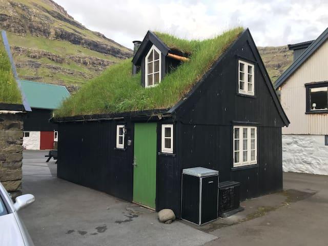 Tjørnuvík的民宿