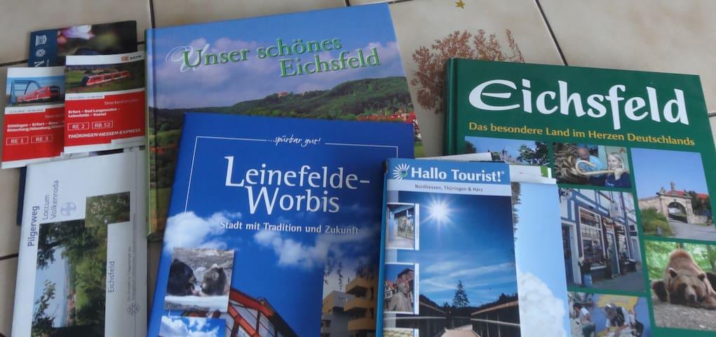 Leinefelde-Worbis的民宿