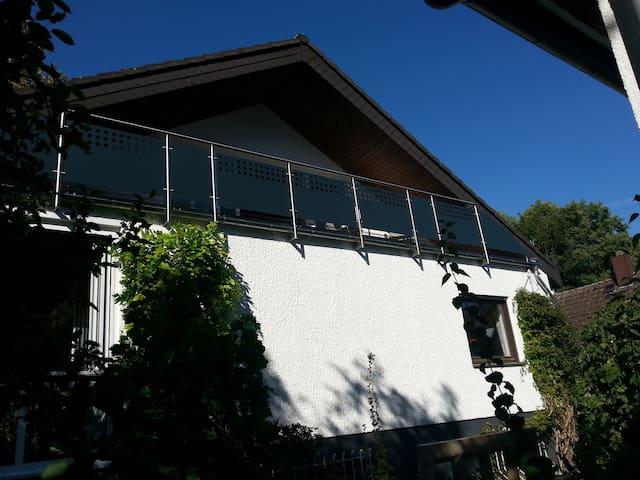Bad Homburg vor der Höhe的民宿