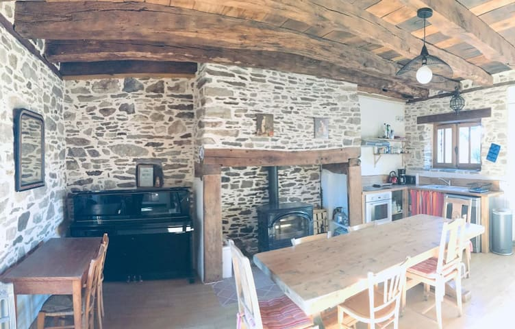 Jumilhac-le-Grand的民宿