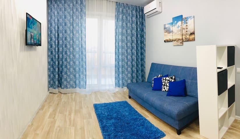 Апартаменты Байкальская 208-2