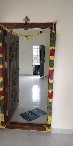 Puduvayal的民宿