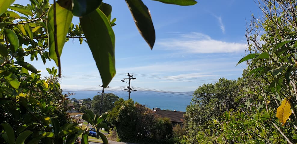 Large family friendly room nearby Browns Bay Beach