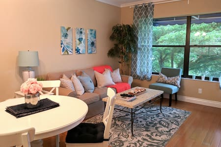 Fully equipped 3/2 Condo in Tennis Community