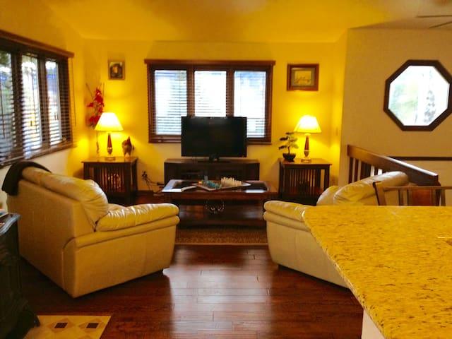 Casa Bonita Near Willits